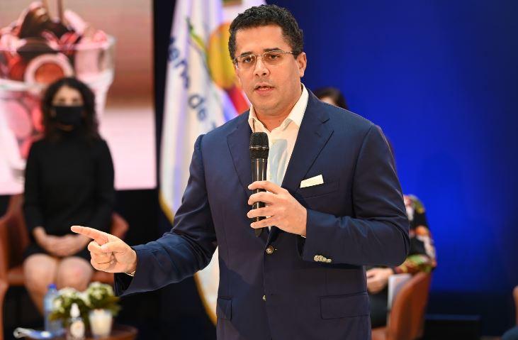 David Collado, ministro de Turismo