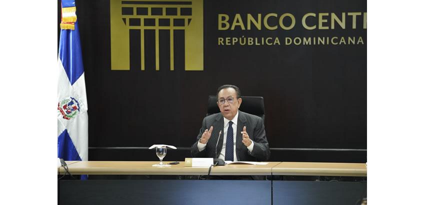 Banco Central informa que la economía creció un 47.1 % en abril