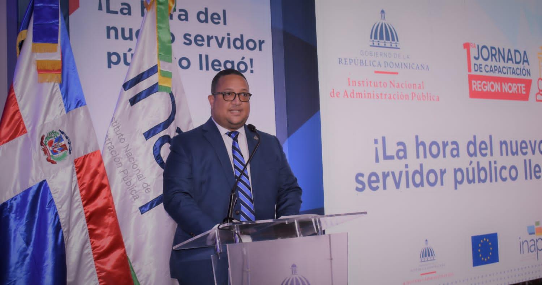 INAP inaugura jornada de capacitación para servidores públicos en la región Norte
