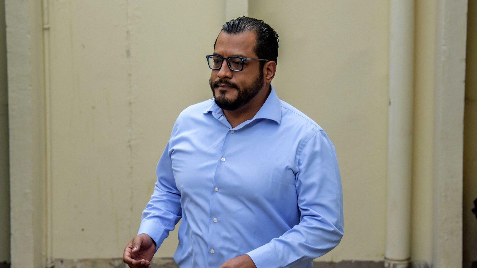 EEUU expresó preocupación por la detención de otro dirigente opositor en Nicaragua