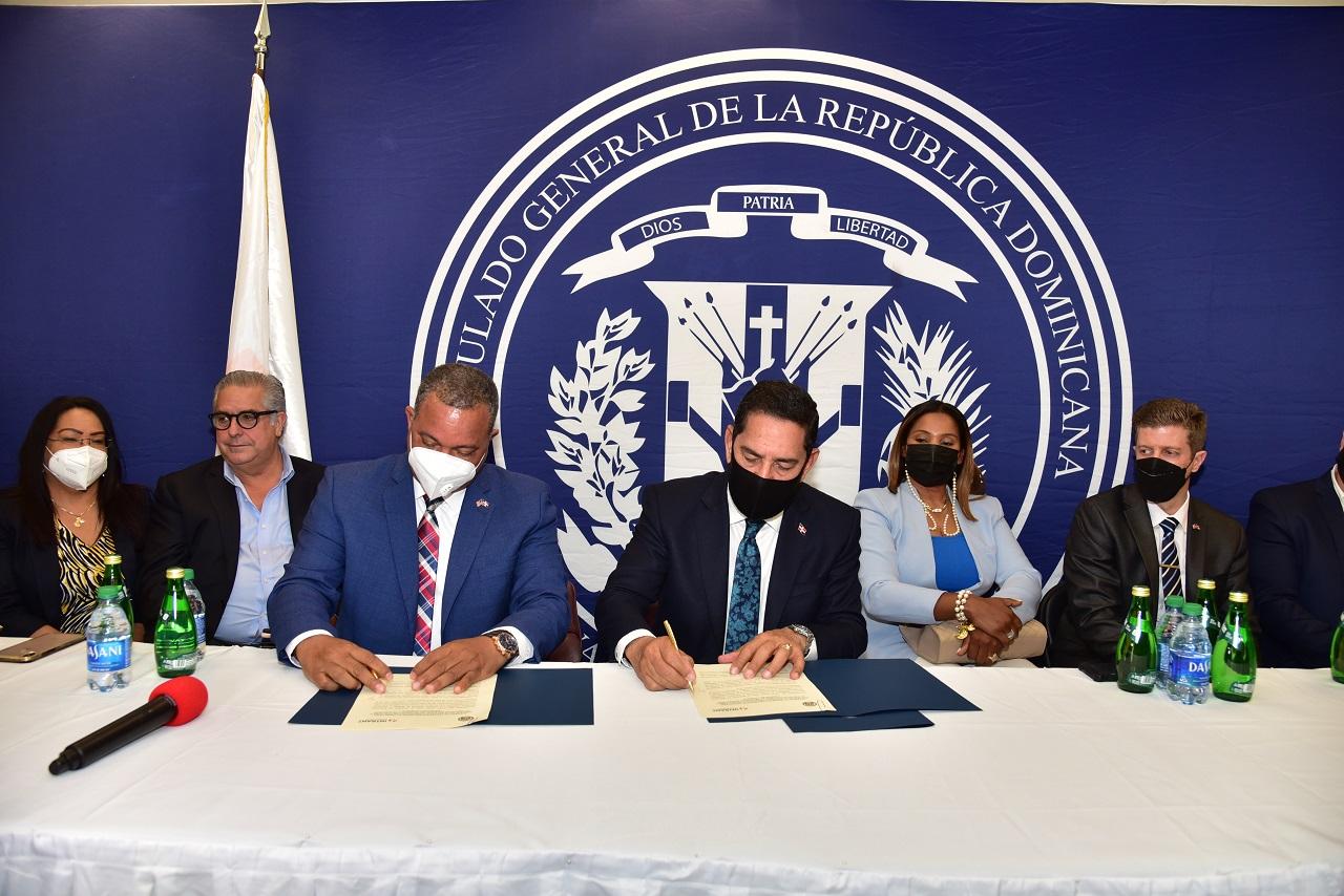 INTRANT inaugura primera oficina de servicios en Estados Unidos